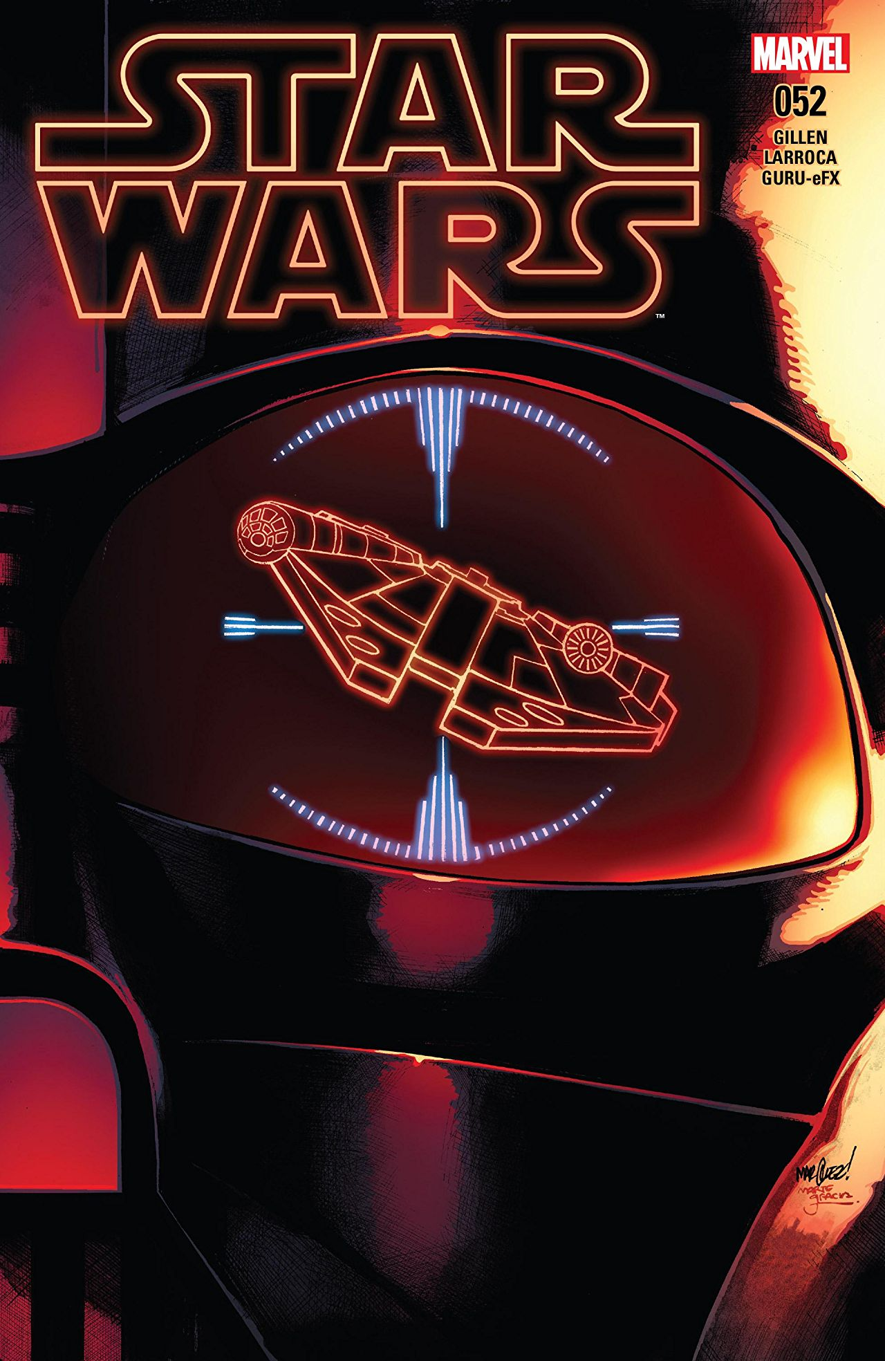 Star Wars #52 Cover art