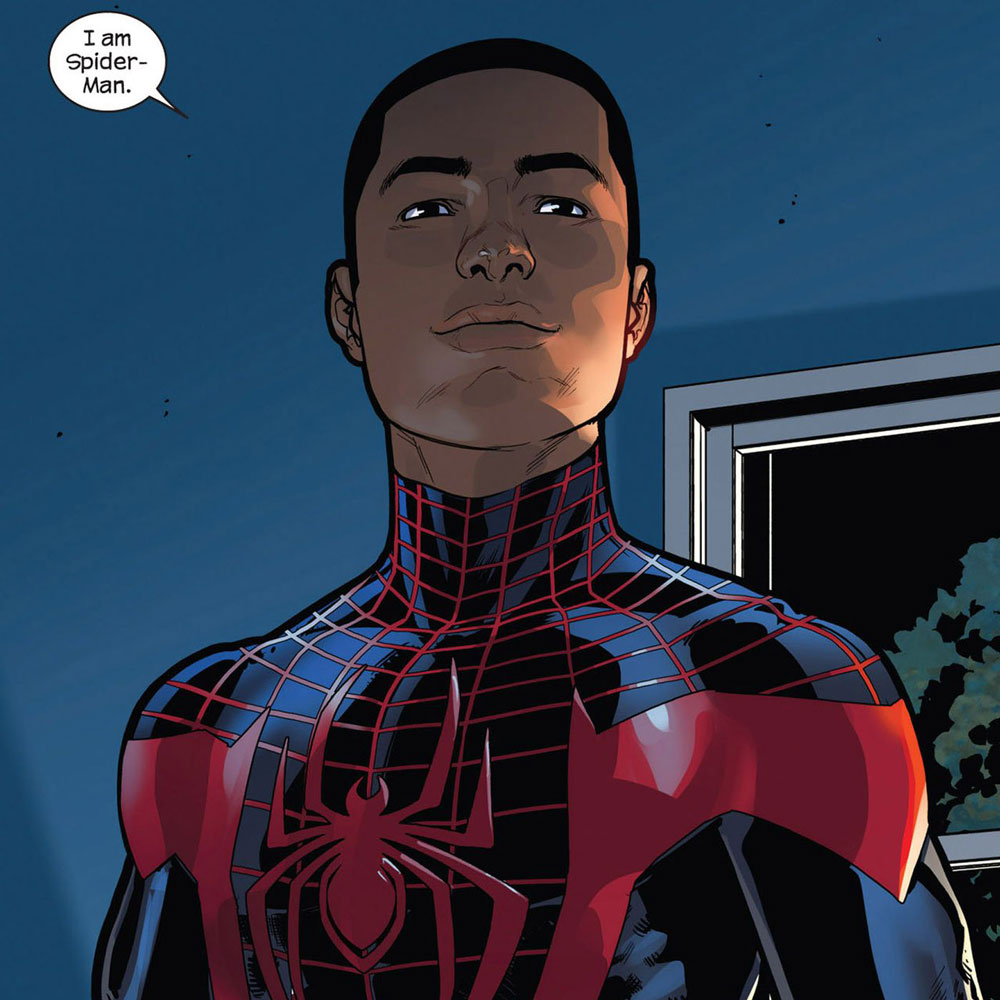 Health and Inclusivity: Exploring an Emotional SPIDER-VERSE