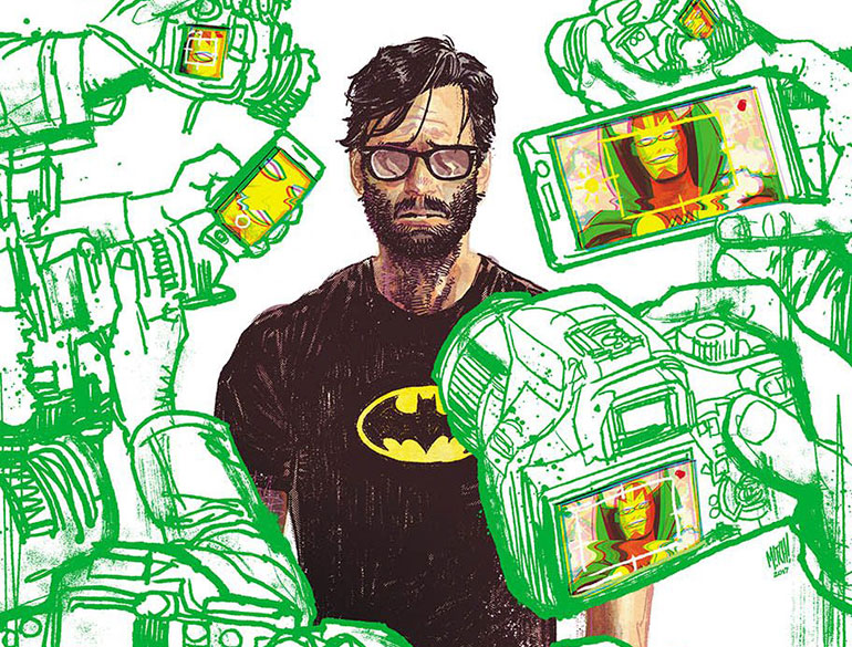 Transmycira: MISTER MIRACLE and a Crisis on Infinite Masculinities