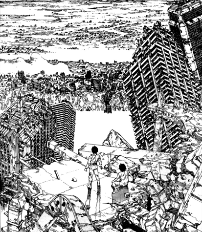 The Comics Classroom Akira A Cyberpunk Masterpiece Comicosity